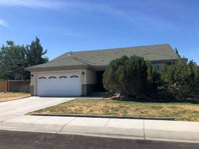 Fernley Single Family Home Active/Pending-Loan: 1817 Bogie Ct.