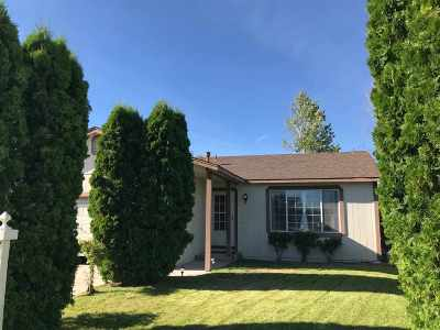 Sun Valley Single Family Home New: 5727 Dewberry Ct