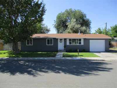 Battle Mountain Single Family Home New: 890 E Wilson