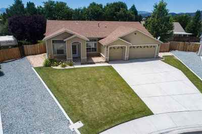 Sparks Single Family Home New: 3111 Manzana