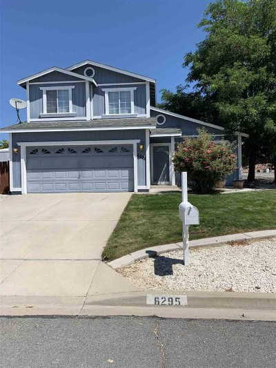 Sun Valley Single Family Home New: 6295 W Cree Court