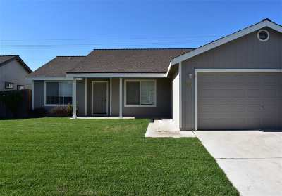Fernley Single Family Home New: 619 Garden Circle