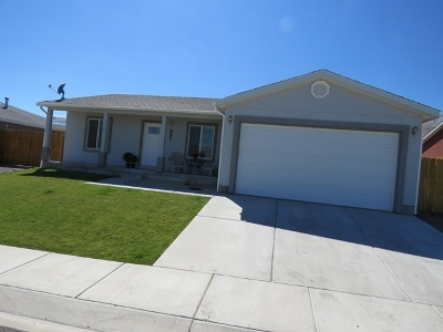 Winnemucca Single Family Home New: 957 Lonnie Ln