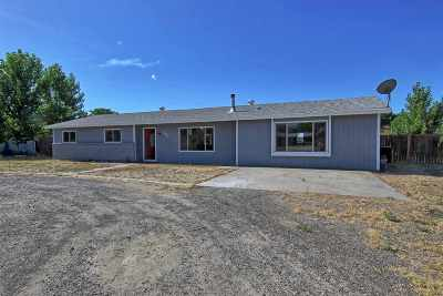 Fallon Single Family Home New: 3095 Silver State