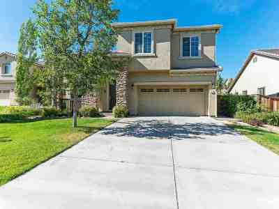 Reno Single Family Home New: 7745 Peavine Creek Court