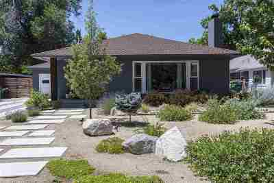 Reno Single Family Home New: 1235 Fairfield Ave