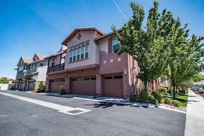 Reno Condo/Townhouse New: 1885 Wind Ranch Rd #C