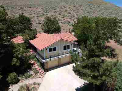 Carson City Single Family Home New: 2 Dagget Drive