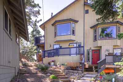 Stateline, Glenbrook, Zephyr Cove, Crystal Bay, Incline Village Condo/Townhouse New: 726 Tina Court #A