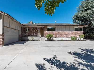 Reno Single Family Home New: 1945 S Marsh Ave