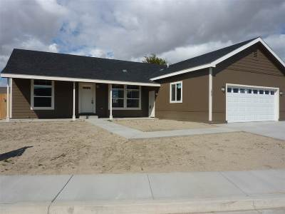 Yerington NV Single Family Home Active/Pending-Loan: $274,900