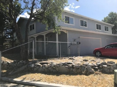 Reno Condo/Townhouse New: 792 E Huffaker