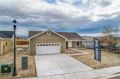 Yerington NV Single Family Home For Sale: $274,900