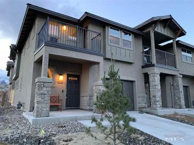 Carson City Condo/Townhouse New: 1355 Handelin Rd #C