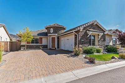 Reno Single Family Home New: 2220 Trakehner Ln