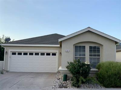 Carson City Single Family Home New: 1242 Quail Run