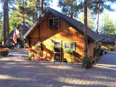 Tahoe City, Stateline, Zephyr Cove Single Family Home New: 638 Freel Dr