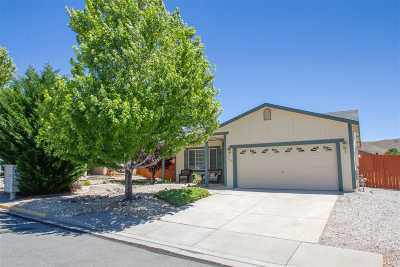 Reno Single Family Home New: 18460 Datewood Court