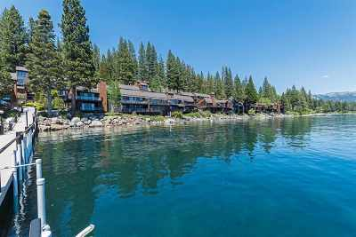 Stateline, Glenbrook, Zephyr Cove, Crystal Bay, Incline Village Condo/Townhouse New: 501 Lakeshore Blvd #15 #15