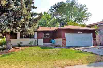 Reno, Sparks, Carson City, Gardnerville Single Family Home New: 2090 Prince