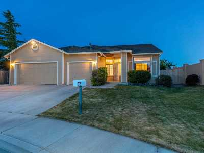 Reno, Sparks, Carson City, Gardnerville Single Family Home New: 2690 Decade Circle