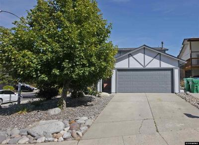 Reno, Sparks, Carson City, Gardnerville Single Family Home New: 1010 Tudor Ct