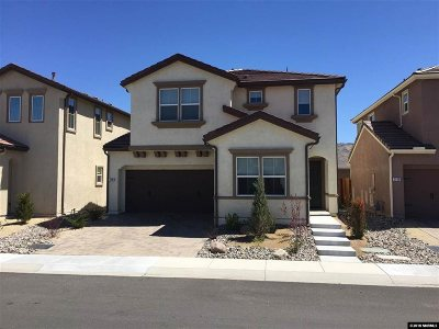 Reno Single Family Home Active/Pending-Loan: 2200 Hope Valley Dr