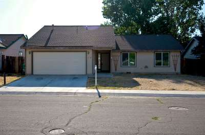 Fernley Single Family Home Price Raised: 156 Rosecrest Dr.