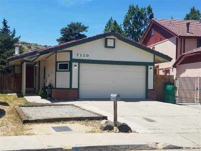 Reno Single Family Home New: 7110 Peppermint Dr