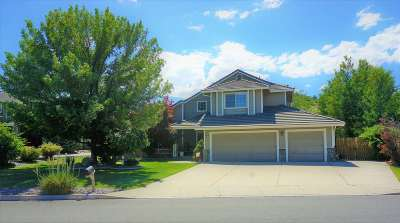 Reno Single Family Home New: 2470 Deer Valley Drive
