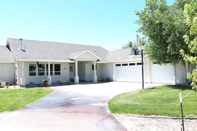 Fallon Single Family Home For Sale: 4767 Rancheria Road