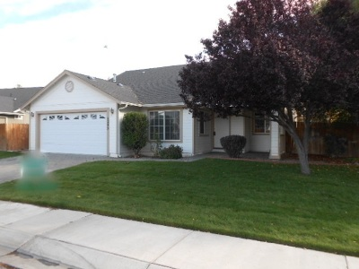 GARDNERVILLE Single Family Home New: 1292 Campbell