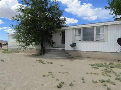 Yerington NV Manufactured Home Pending-No Show: $105,000