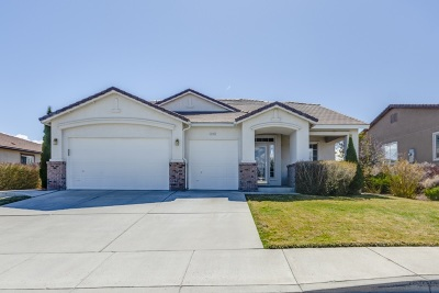 Sparks Single Family Home Active/Pending-Loan: 4280 Dancing Moon Way