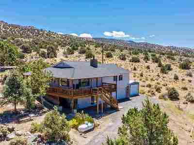 Carson City Single Family Home For Sale: 1847 Quail Lane