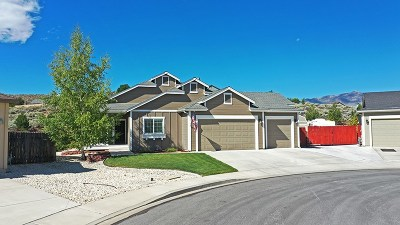 Single Family Home Active/Pending-Loan: 708 Pinion Wood Ct.