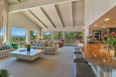 Zephyr Cove NV Single Family Home For Sale: $1,875,000