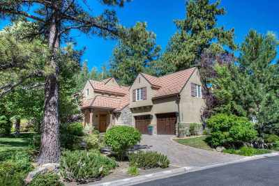 Washoe County Single Family Home Active/Pending-House: 6355 Wetzel Court