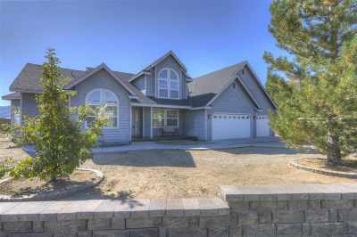 Carson City Single Family Home Active/Pending-Loan: 5312 Cachet Ct