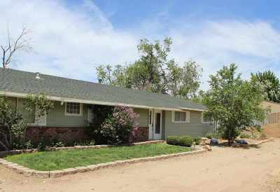 Single Family Home For Sale: 7555 Estates Rd.