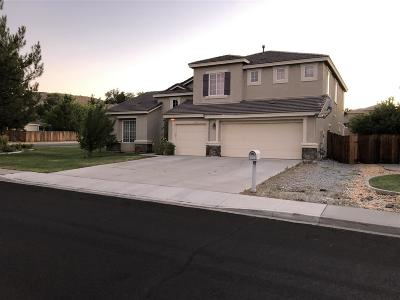 Single Family Home For Sale: 4641 W Hidden Valley
