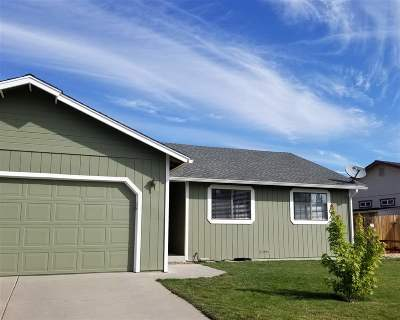 Gardnerville Single Family Home Active/Pending-Loan: 666 Long Valley Road