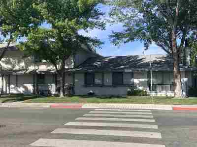 Sparks Condo/Townhouse Active/Pending-Loan: 952-1 Ridgewood Drive