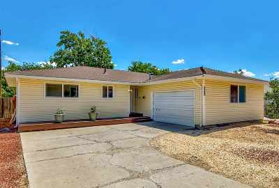 Sparks Single Family Home Active/Pending-Loan: 3280 Probasco Way