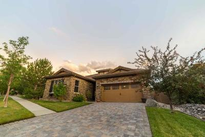 Single Family Home For Sale: 8792 Lynrock