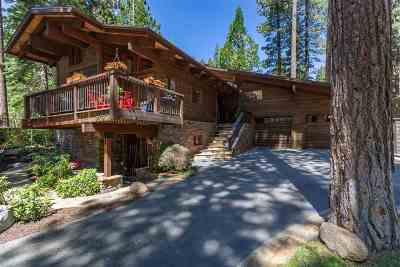 Incline Village Single Family Home For Sale: 986 Hook Ct. 986 Hook Ct.