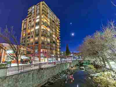 Washoe County Condo/Townhouse For Sale: 280 Island Ave #501