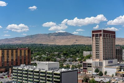 Washoe County Condo/Townhouse For Sale: 255 N Sierra #1515 #1515
