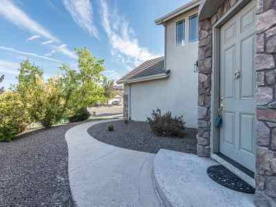 Sparks Single Family Home Back On Market: 2949 Astronomer Way