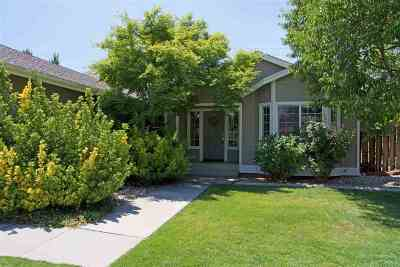 Single Family Home For Sale: 15990 Ironhorse Dr